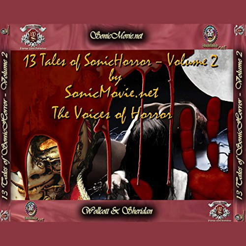 13 Tales of Sonic Horror, Volume 2 audiobook cover art