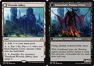 Magic: the Gathering - Westvale Abbey // Ormendahl, Profane Prince (281/297) - Shadows Over Innistrad