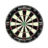 Nodor Mini Bull Champions Choice Dartboard & Red Dragon Checkout Card