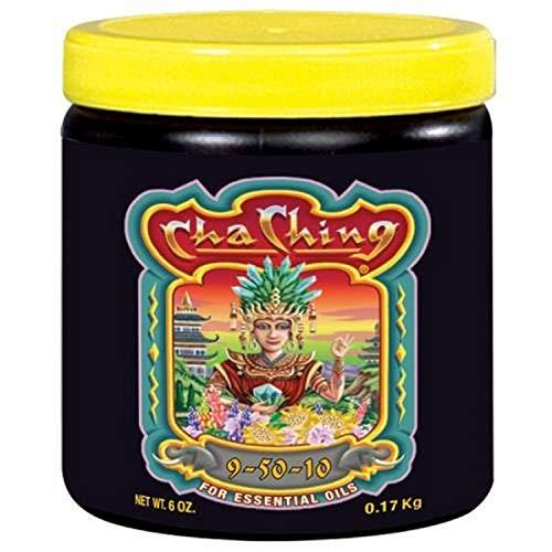 FoxFarm Fox Farm Cha Ching Soluble Jar Fertilizer, 6 oz, Black, 6 Ounce