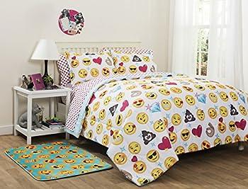 Emoji Pals Bed in a Bag Twin - NK680291