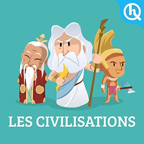 Couverture de Les Civilisations