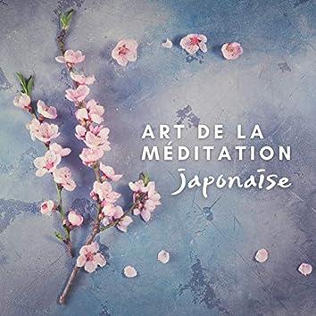 Art de la méditation japonaise – Musique traditionnelle japonaise relaxant pour une méditation zen profonde