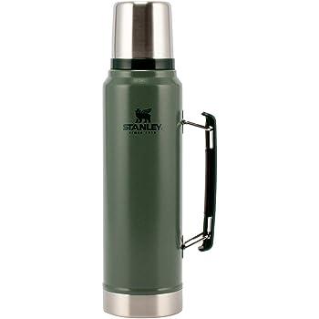 スタンレー 真空断熱ボトル 1L グリーン ステンレス製 [並行輸入品]