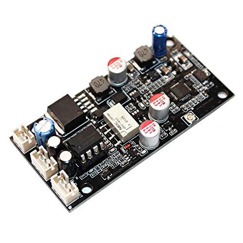 Wnuanjun CSR8675 Wireless verlustfreie Bluetooth 5.0-Audio-Stereo-Empfang ES9018 DAC mit Antennenunterstützung 24-Bit / 96kHz