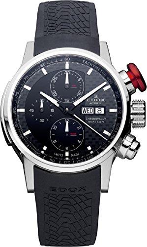 Edox Chronorally Herrenuhr Chronorally Automatic 01116 3PR NIN
