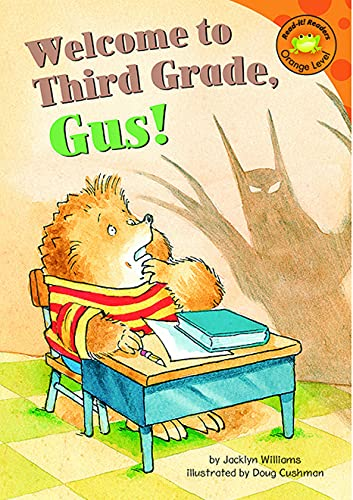 Welcome to Third Grade, Gus! (Read-It! Readers: Gus the Hedgehog) (English Edition)