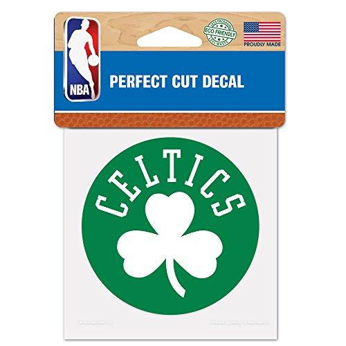 WinCraft NBA Boston Celtics Perfect Cut Color Decal, 4' x 4'