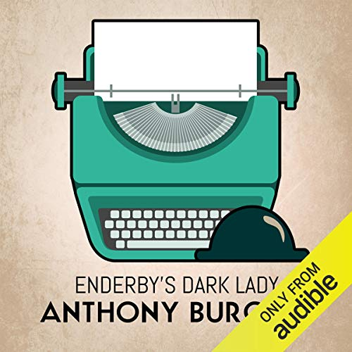 Enderby's Dark Lady audiobook cover art