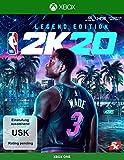 NBA 2K20 NBA 2K20 Legend Edition- Xbox One [Importación alemana]