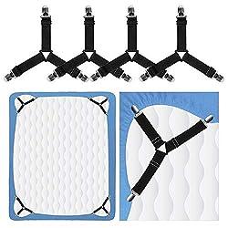 Image of Rareccy Bed Sheet Holder...: Bestviewsreviews