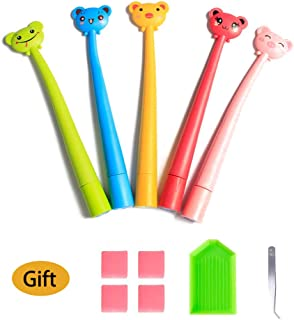 1 pc Diamond Painting Tool Point Drill Pen for Square Drill with Diamond Painting Tools (Random Color)