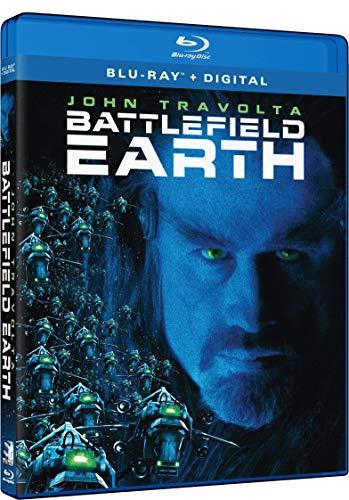 Top New Battlefield Earth [Blu-ray]