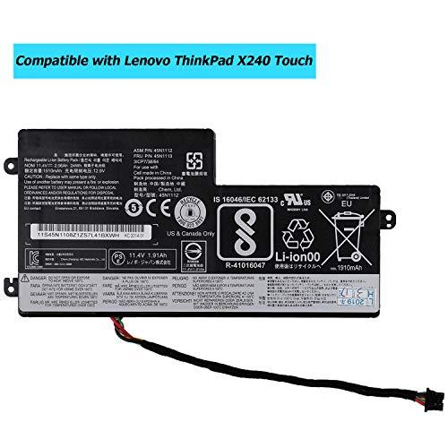Upplus 45N1112 Ersatz Laptop Akku Kompatibel Für Lenovo Thinkpad T440 T440s T450 T450s S540 X240