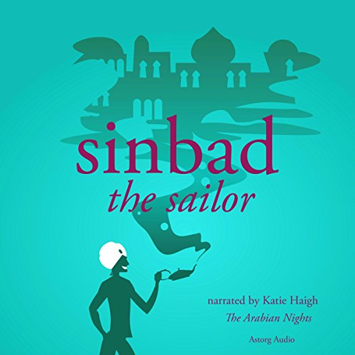 Sindbad the Sailor audiobook cover art