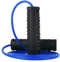 HFDA Gewichtsverlies overslaan oefening training vetverbranding fitness (blauw)