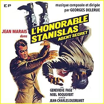 L'honorable Stanislas, agent secret (Bande Originale Du Film)