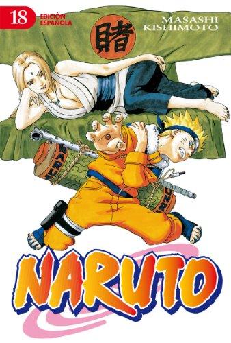 Naruto nº 18/72 (EDT) (Manga Shonen)