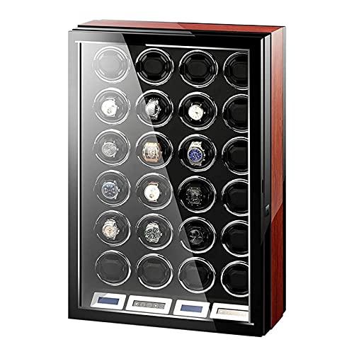 Cajas giratorias para relojes, Enrollador automático de relojes, es Box Smart touch...