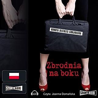 Zbrodnia na boku cover art