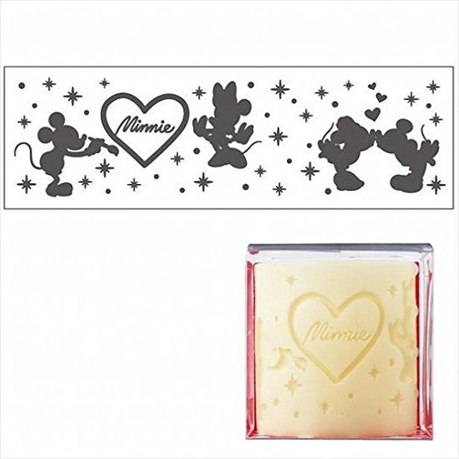 入浴統計的一過性kameyama candle(カメヤマキャンドル) ディズニーLEDキャンドル 「 ミッキー&ミニー 」(A4320010)