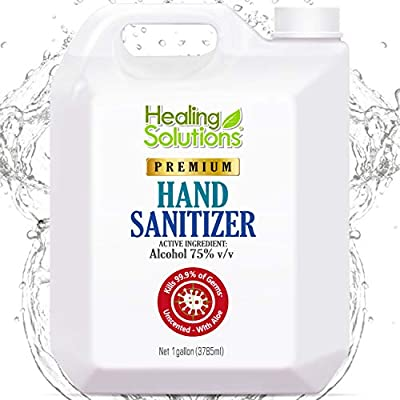 hand sanitizer gel gallon, End of 'Related searches' list