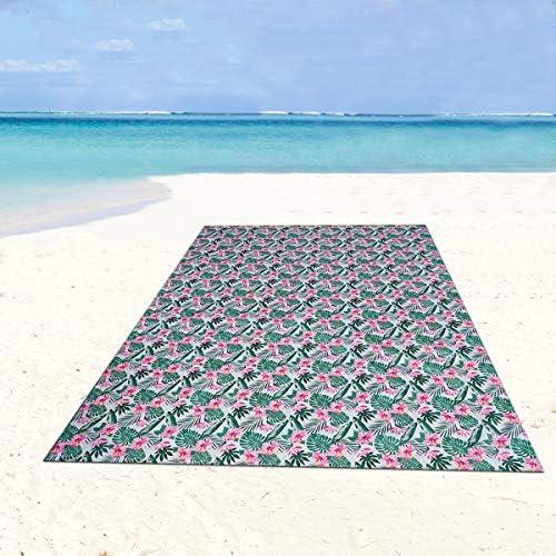 Genovega Beach Mat Waterproof Blanket Anti Sand Proof Sandproof Free Big Large Oversized XL product image