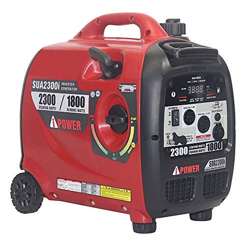 A-iPower SUA2300i 2300-Watt Inverter Generator