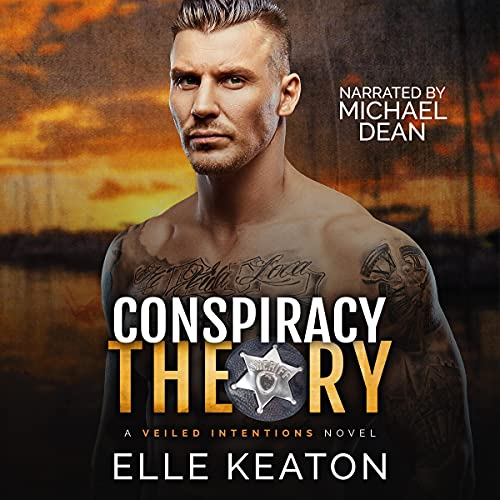 Conspiracy Theory Audiobook By Elle Keaton cover art