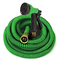 NOOPEL 100-FT EXPANDABLE GARDEN HOSE