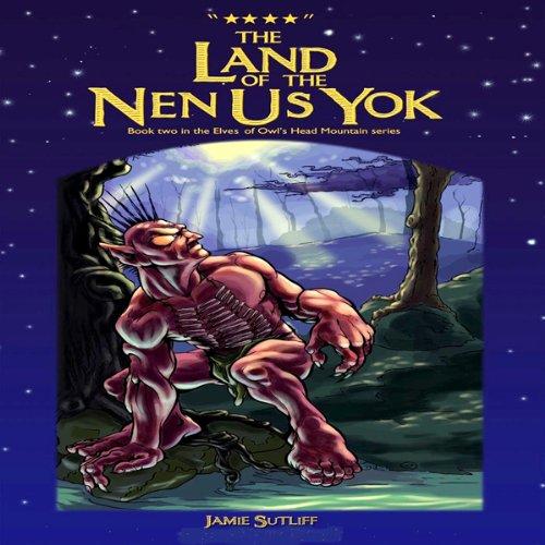 The Land of the Nen-Us-Yok cover art