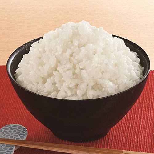 アルファー食品『安心米白飯』