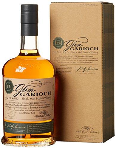 Glen Garioch 12 Years Old mit Geschenkverpackung  Whisky (1 x 1 l)