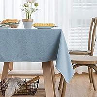 テーブルクロステーブルカバーおしゃれ四季用テーブルクロスファッションク (Color : A, Size : 140*200cm(78in))