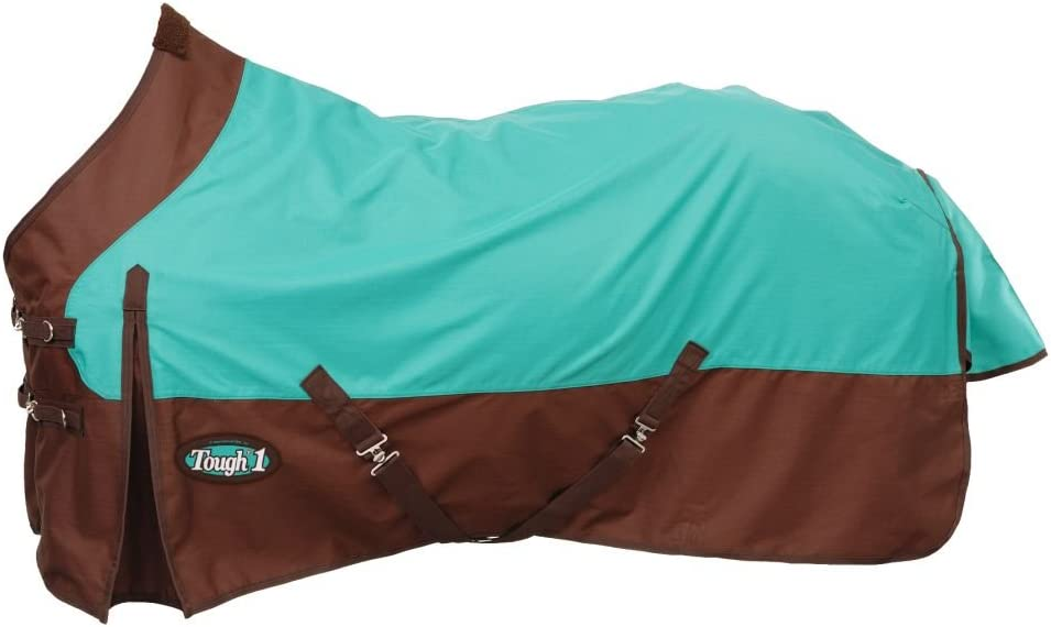 Tough-1 2021new shipping free 1200D Poly Waterproof Turquoise Sheet Ranking TOP16 84