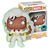 Funko - Figurine Marvel X-Men - Storm Glow in the dark Exclu Pop 10cm - 0849803051020