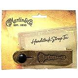 C.F. Martin & Co. 18A0089 Guitar Leather Head Stock Strap Tie, Cocoa