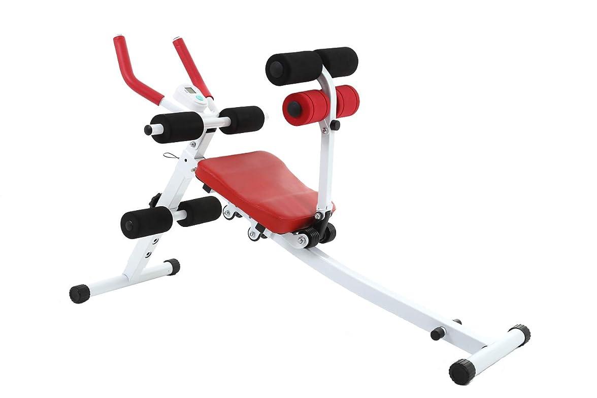 合計トライアスロン専門Sun Ruck 腹筋マシン スライド式 シットアップ ボード うつ伏せ 膝上げ 背筋 筋トレ ダイエット器具 エクササイズ SR-AND605K