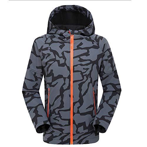 Kanqingqing-Sport Ski-jack voor heren, ideaal ski-jack voor in de winter, sneeuw, rok, manen, coat, waterafstotende regen
