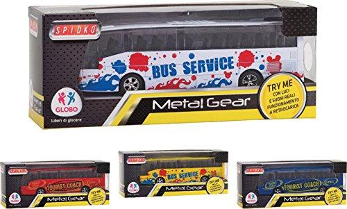 Globo Toys Globo – 92,834,5 cm 4 kleuren spidko Try-Me-drukgietstuk retroc