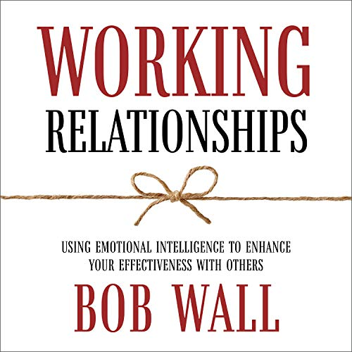 Working Relationships, Revised Edition audiobook cover art