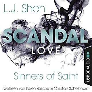 Scandal Love Titelbild