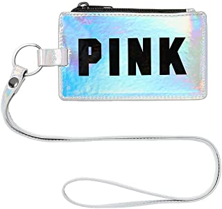 Victoria's Secret Pink Lanyard Silver