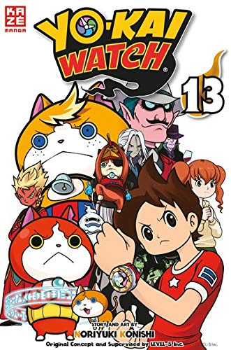 Yo-kai Watch - Band 13