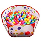 EocuSun Kids Ball Pit Large Pop Up Toddler Ball Pits Tent for Toddlers...
