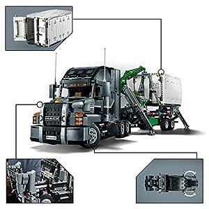 Amazon.co.jp - レゴ テクニック MACK アンセム 42078