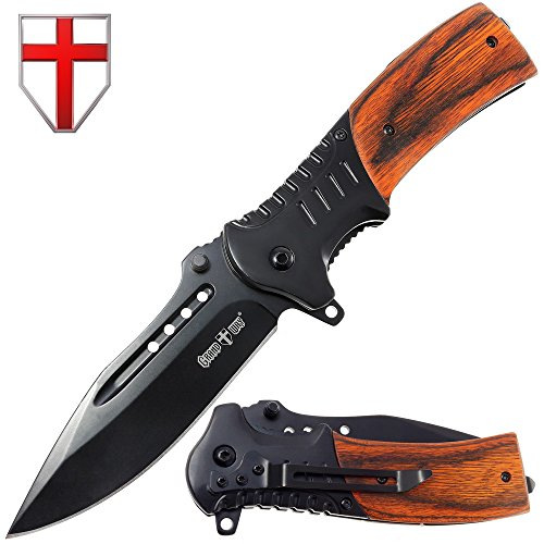 Grand Way Spring Assisted Folding Knife Review