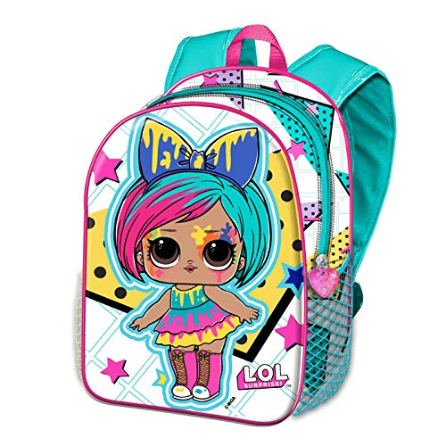 LOL Surprise Art-3D Backpack (Small)