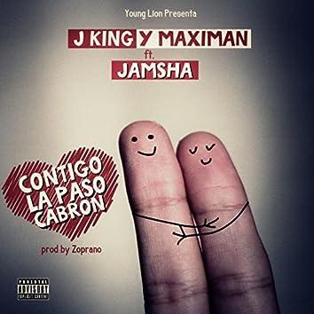Contigo la Paso Cabron (feat. Jamsha)