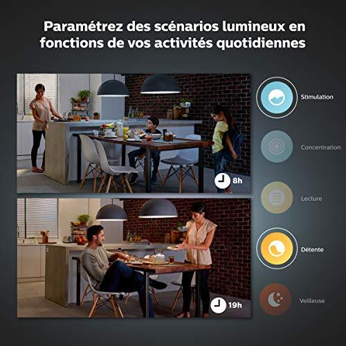 Philips Hue Smart Button bouton télécommande intelligent connecté, variateur de lumière